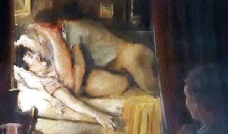 Blonde Sexy dans porno en massage l'huile
