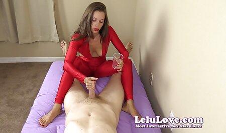 Jeune lesbienne attaché à dormir vagin petite massage porno film amie