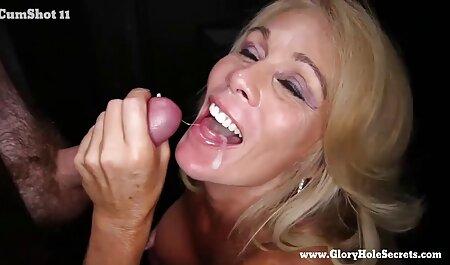 Allé tai masage porno Une Blonde Sexy