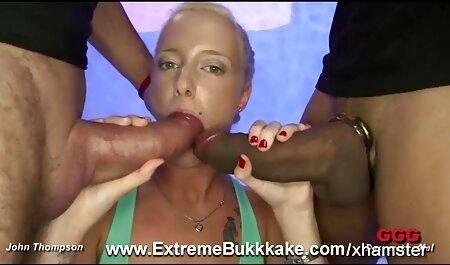 Gang bang avec deux femmes noires. porno 18 massage