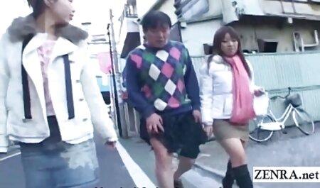 Sexe porno japonais massage avec les voisins