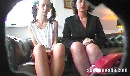 Blonde lesbienne et brune porno arab massage